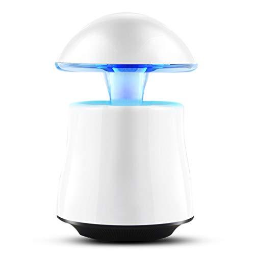 Anti-Moskito-Lampe, Mückenschutz-Lampe, Insektenschutz-Fliegenvernichter, elektrische Mücken zum Schutz von Kindern, Insektenbekämpfung mit UV-USB-LED-Licht, ohne Chemikalien, für Schlafzimmer im Inne