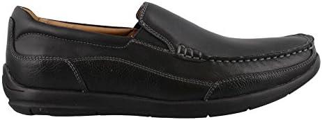 Vionic Mens 556 Preston Astor Leather Shoes
