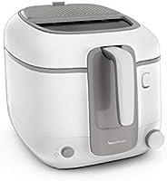 MOULINEX Super Uno Access 2.2 Litre Deep Fryer, 1800 Watts, White / Grey, Plastic, AM310028