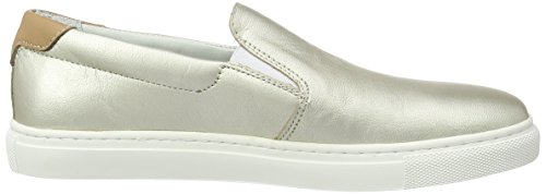 Tommy Hilfiger Damen T1285ina 15a2 Sneakers Silber (Light Silver 041)