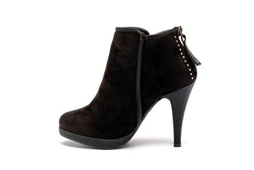 Refresh - 61124 ankle boot Noir Noir