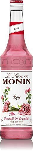 Monin Le Sirop de ROSE 0,7 l (Sekt Mit Fruchtsaft)