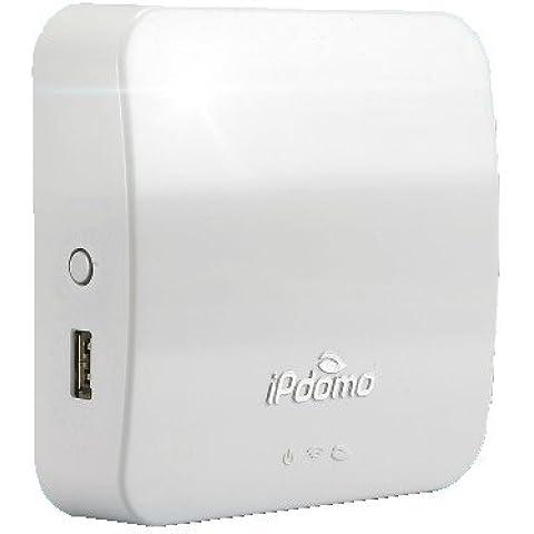 Termostato WiFi iPdomo - Termostato para Smartphone y Tablet