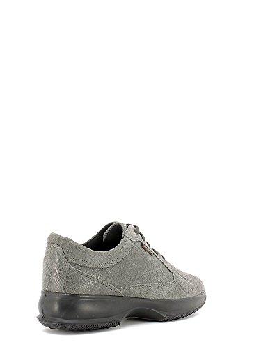 ENVAL , Chaussures de ville à lacets pour femme Smog
