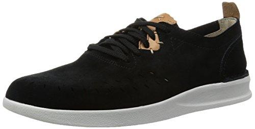 clarks-hommes-bleu-gris-jacobee-lo-suede-chaussures-noir-85-uk