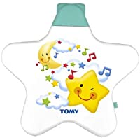 TOMY First Years Starlight Dream Show - Lights and Sounds Nightlight- Suitable for Newborn Baby from Birth preiswert
