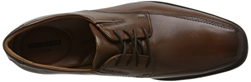 Clarks Tilden Cammina Lontano Lace-derby-scarpe Da Uomo Marrone