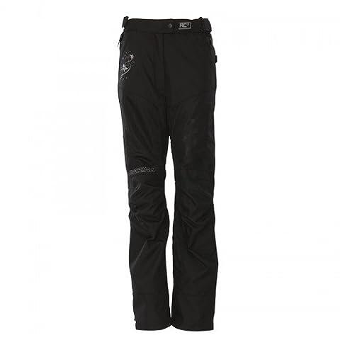 Bering - Pantalon moto - Bering Pantalon LADY KEERS Noir - 42 (T3)