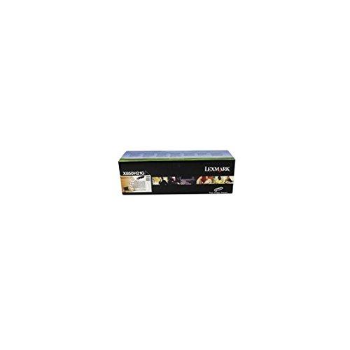 Preisvergleich Produktbild Lasertoner HY schwarz LEXMARK X850H21G 0734646255639