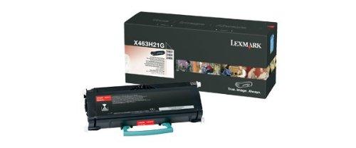 Preisvergleich Produktbild Lexmark Tonerkartusche für F X46X 9000 Seiten Schwarz
