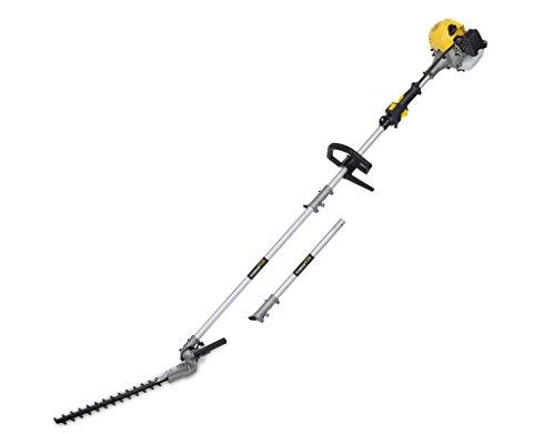 Powerplus POWXG2061Heckenschere Benzin/Gas doppelte Klinge 750W 6.700g Heckenschere kabellos