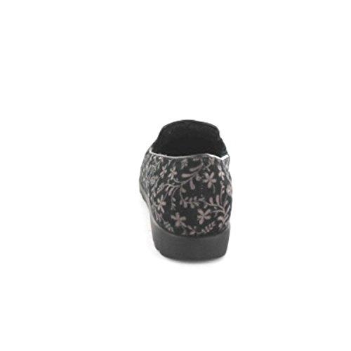 ROMIKA KARLA 10 2551070/100 femmes Chaussons Noir