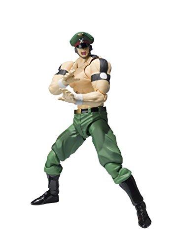 Bandai Tamashii Nations S.H. Figuarts Brocken Jr. Original Color Edition Figura de acción Kinnikuman