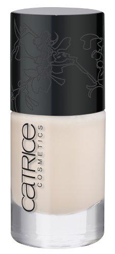 Catrice Cosmetics Limited Edition Neo Geisha Ultimate Nail LACOUER Nail Polish - Nr. C01 Discreet Artist - Farbe: Creme / Weiss pastell Rose Inhalt: 10ml Nagellack Nail (Geisha Make Up)