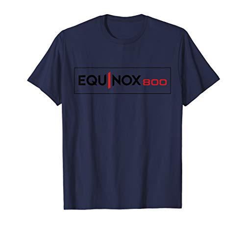 Equinox 800 Metalldetektor Graphic Treasure Hunter T-Shirt