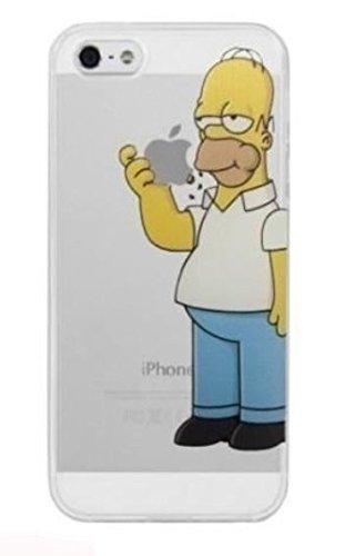 designer-carcasa-para-iphone-5-y-5s-diseo-de-los-simpsons-motivo-de-homer-simpson-comiendo-una-manza