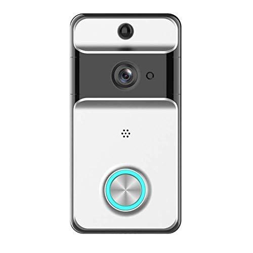 HYCy WiFi-Video-Türklingel, wasserdichte drahtlose intelligente Fernüberwachung von Zuhause Haisi-Programm-Video-Sprechanlage, mit Innentürklingel