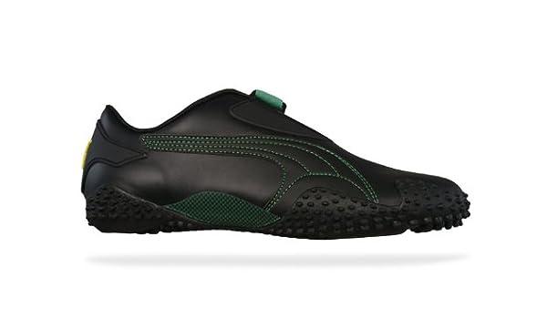 ce9d5355159 Puma Mostro Leather Mens Trainers   Shoes - Black - SIZE UK 9.5   Amazon.co.uk  Shoes   Bags