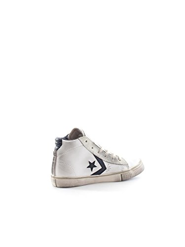 CONVERSE 655123CS PRO LEATHER SNEAKERS Unisex Junior White Navy