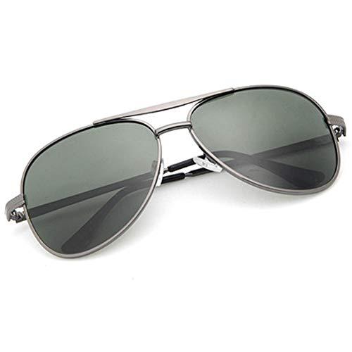 HDJX 6003 neue polarisierte sonnenbrille großhandel männer metall sonnenbrille flut spiegel treibende sonnenbrille