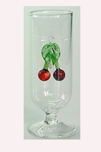shot-glass-fruit-cherry-stamper-liquor-glass-with-foot-decorative-spirit-glass-height-approx-10-cm