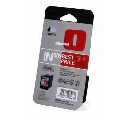 Olivetti IN505 B0510 ANY-WAY/Simple WAY Inkjet / getto d'inchiostro Cartuccia originale