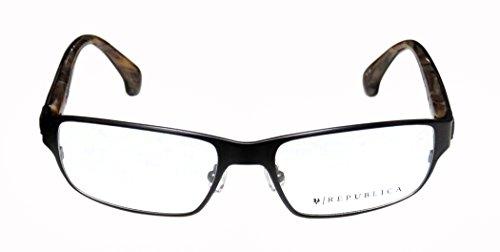 Preisvergleich Produktbild Republica Brillen Brüssel schwarz 56 mm