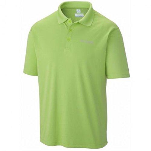 Zero Rules TM Polo Shirt fm6129, GREEN LITE (Columbia Pfg Polo-shirts)