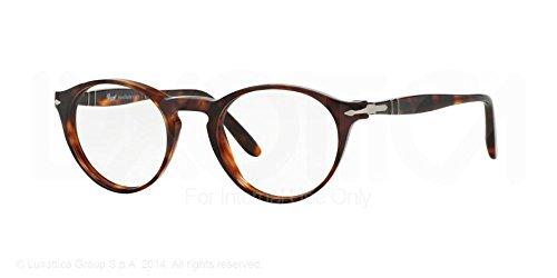 Preisvergleich Produktbild Persol Für Mann 3092 Tortoise Kunststoffgestell Brillen, 46mm