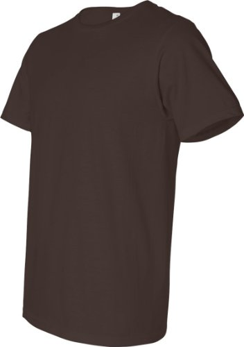 anvil Herren Sustainable T-Shirt / 450 Schokoladenbraun