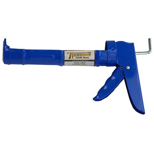 NEWBORN BROS & CO INC - Smooth Rod Non-Drip Caulking Gun