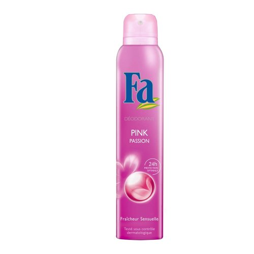 Fa - Déodorant - Pink Passion - Atomiseur 200 ml