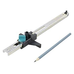 parquet y tarima: Wolfcraft 6922000, Ajustador de Laminado, 294,5 x 80 x 19,5 mm