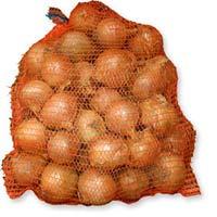 Zwiebeln Dick 70 bis 90 mm im 25 kg Sack aus Deutschland