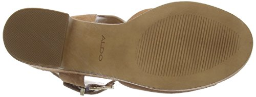 AldoNATHALIA - Sandali Donna Marrone (Braun (Light Brown / 27))