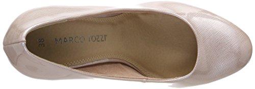 Marco Tozzi 22401, Scarpe con Tacco Donna Rosa (Rose Str. Pat.)