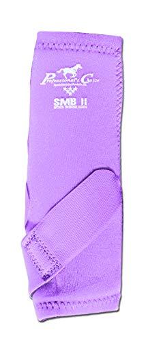 Professional's Choice SMB II Stiefel, 2er Pack, violett, Large (Schiene Pferd Stiefel)
