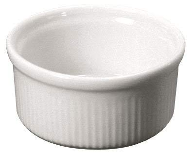 Nextday Catering Equipment Supplies nev-sps6-w Royal, 6,5 cm, blanco (Pack de 12)