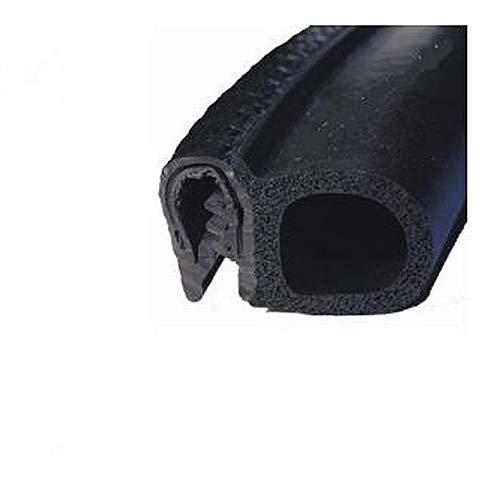 EUTRAS Dichtungsprofil KSD2053 Kofferraumdichtung Dichtprofil Gummi Meterware 1m