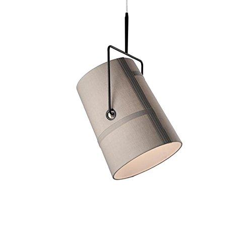 Diesel With Foscarini Fork Petit Lampe Suspendue Brun/Ivoire