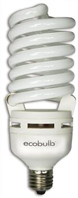 Ecobulb 4491515 Energiesparlampe 60 W E27 220-240 V warmweiß von Ecobulb bei Lampenhans.de