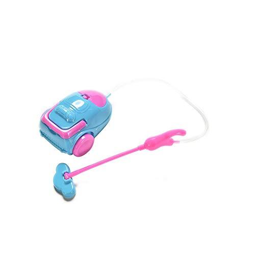Thumbelin 1PC Mini-Staubsauger Spielzeug Puppenhaus Miniatur-Zubehör Staubsauger Für Puppe Spielzeug Haushaltsanwendungen (Farbe Random)