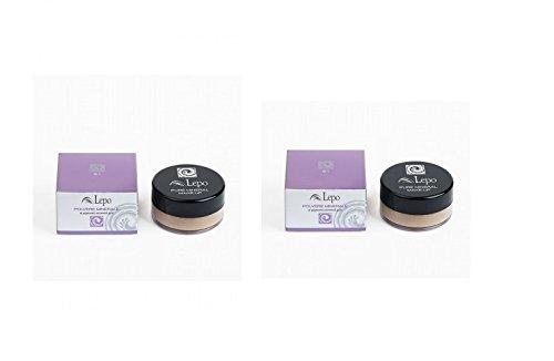 lepo-2-confezione-di-polvere-minerale-9-grammi-n54-copre-le-imperfezioni