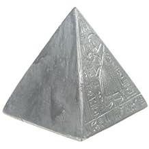 Figura decorativa de pirámide egipcia