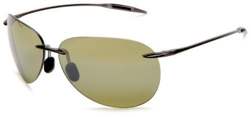Maui Jim Sunglasses - Sugar Beach / Frame: Smoke Gray Lens: Polarized Maui HT by Maui Jim