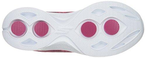 Skechers prestazioni Go Walk 4 Excite scarpa a piedi Pink