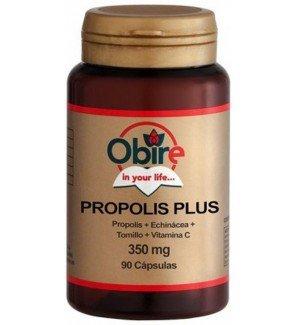 Propolis Plus 90 cápsulas de Obire