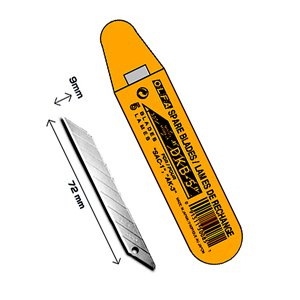 olfa-sab-10-9mm-snap-off-blades-stainless-steel-30-blade-angle-for-graphic-arts