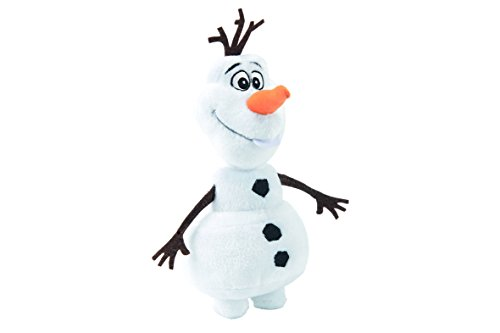 Simba 6315873197 - Disney Frozen, Olaf Schneemann, 50 cm (Große Disney-plüschtiere)