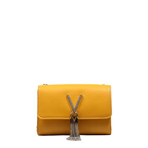 19a3a3c0cb Valentino, BANDOLERA SENAPE VBS34203, borsa di colore giallo per le donne